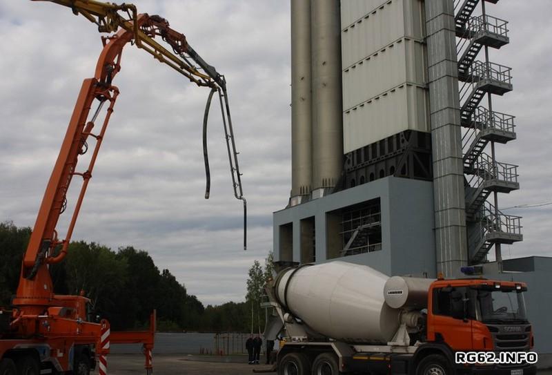 Завод бетон рязань полимерный бетон купить спб