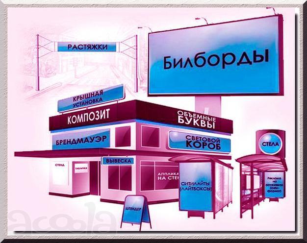Плюсы широкоформатной печати
