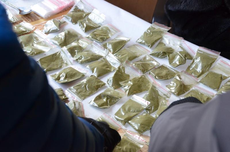 Борьба с незаконным оборотом наркотических средств. Итоги 04.06.2020
