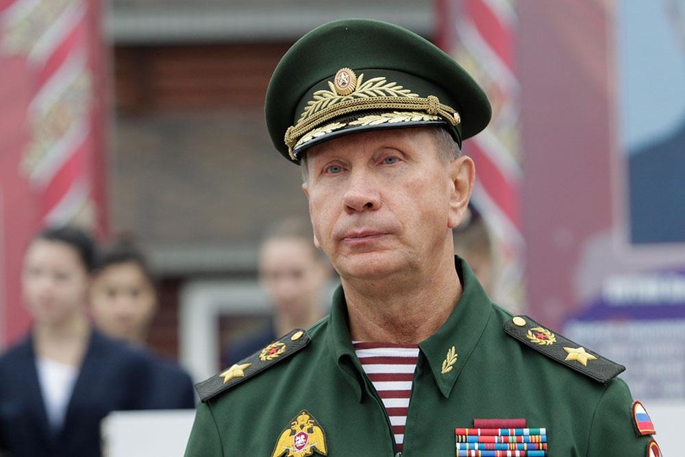 фото директора национальной гвардии образует специальную пленку
