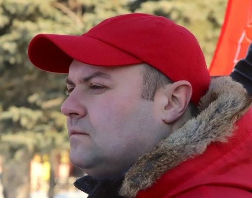 Денис Сидоров КПРФ Рязань