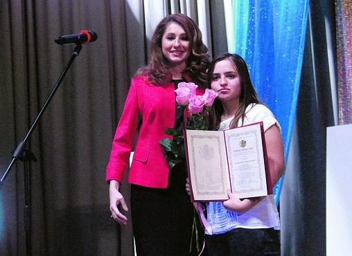 Алина Татарникова и Юлия Рокотянская