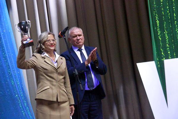 Анна Емельянова и Николай Бышов