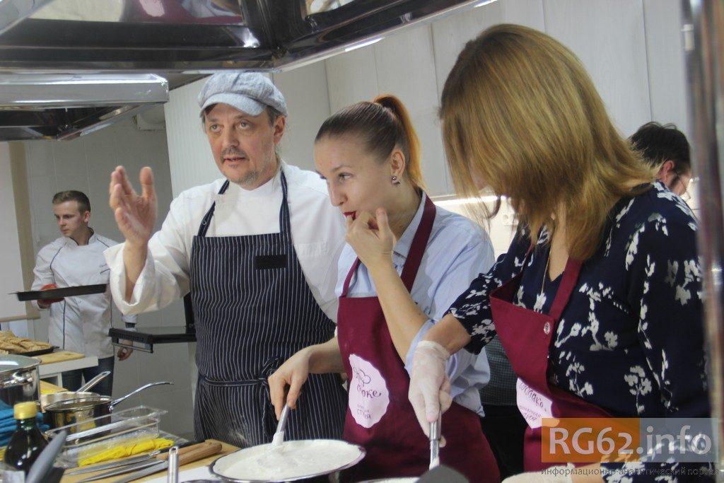 Роберто Бруни в Рязани
