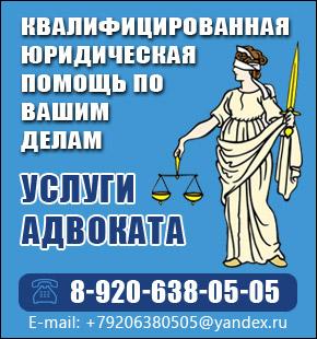 Адвокат Ломизов