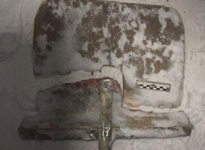 Деревянная лопата - орудие убийства
