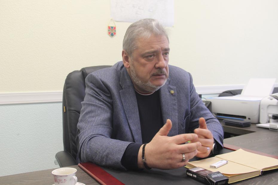 Генеральный директор АО «Касимовнеруд» Андрей Балашов