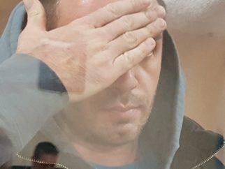 Александр Зайкин в суде