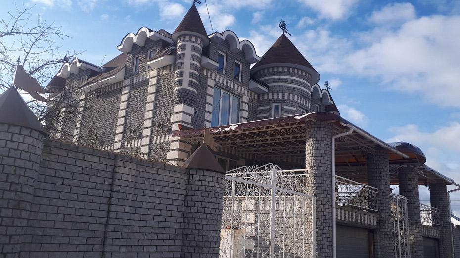 Дягилевские замки «смотрящих» за кооперативом