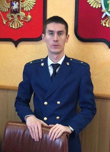 Прокурор Мостовского района Асабин Н.В.