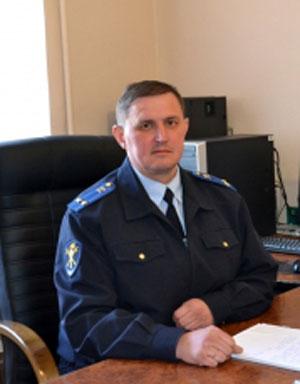 Начальник следствия Мостовского отдела полиции Виталий Мещеряков