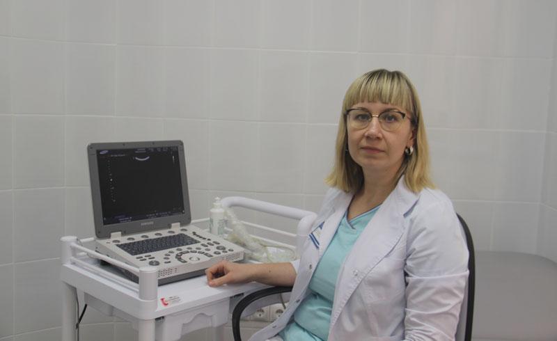 Фролова Ирина Валерьевна. Детский врач ультразвуковой диагностики