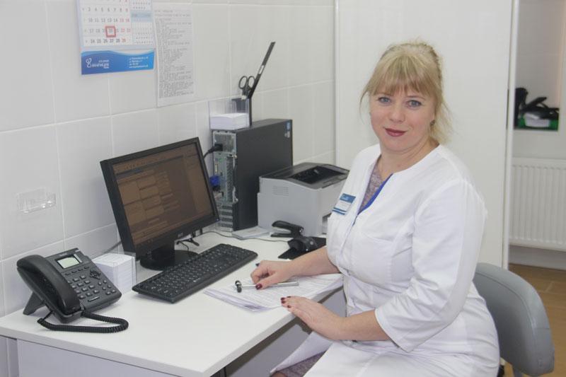 Бурдасова Ольга Александровна. Невролог