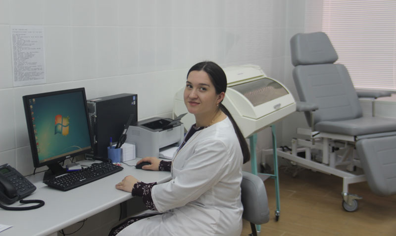 Митина Мария Александровна. Терапевт