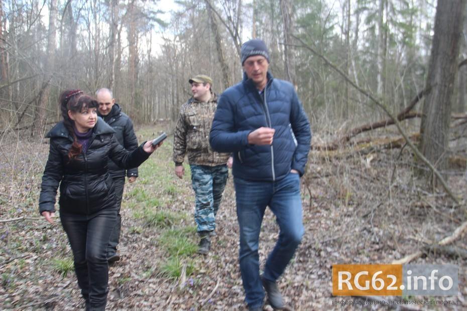 Борис Гаркави отвечает на вопросы корреспондента «Областной Рязанской газеты»