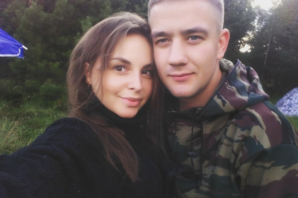 Кристина и Евгений Табуновы
