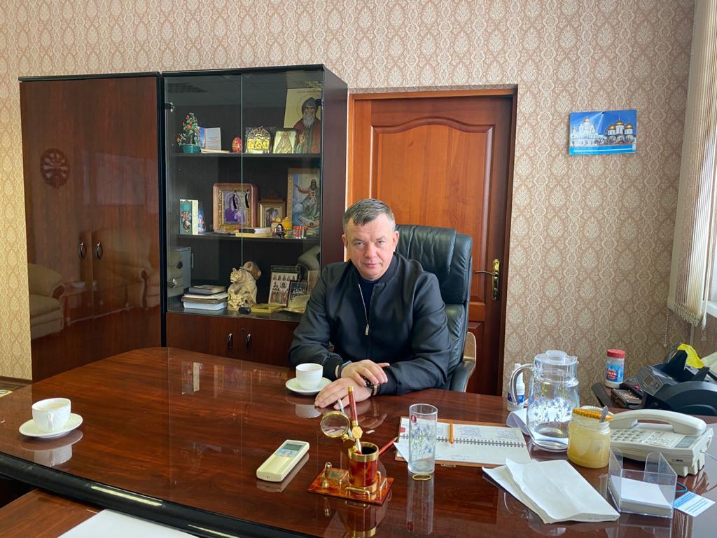 Алексей Сенин